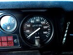 1992 LR LHD Defender 3 dr 200 Tdi A Eastor Green speedo.jpg
