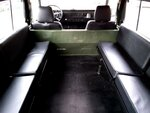 1992 LR LHD Defender 3 dr 200 Tdi A Eastor Green 4 bench seats.jpg